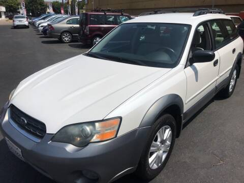 2005 Subaru Outback for sale at CARZ in San Diego CA