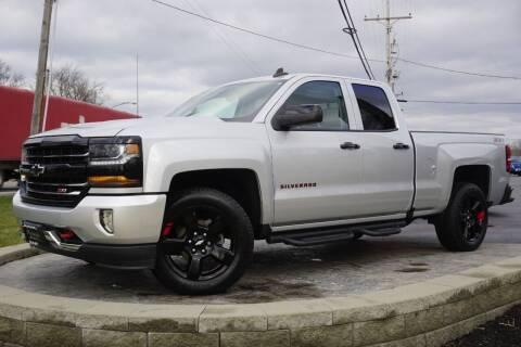 2017 Chevrolet Silverado 1500 for sale at Platinum Motors LLC in Heath OH