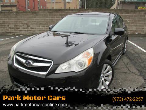2011 Subaru Legacy for sale at Park Motor Cars in Passaic NJ