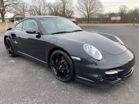 2007 Porsche 911 for sale at Hillside Motors in Jamestown KY