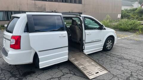 2011 Chrysler Town and Country for sale at Mobility Solutions in Newburgh NY