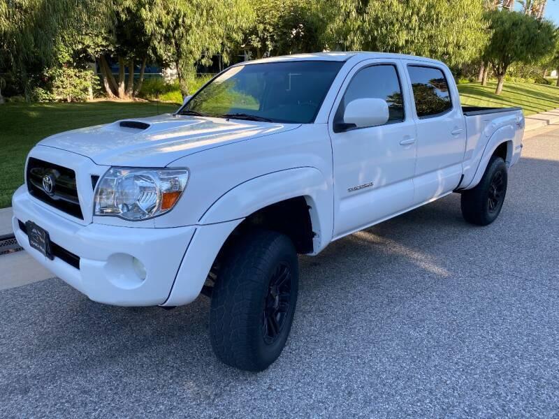 2008 Toyota Tacoma for sale at Donada  Group Inc in Arleta CA
