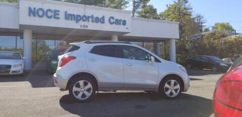 2016 Buick Encore for sale at Carlo Noce Imported Cars INC in Vestal NY