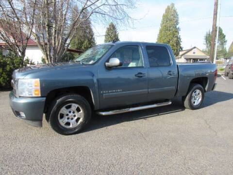 2007 Chevrolet Silverado 1500 for sale at Triple C Auto Brokers in Washougal WA