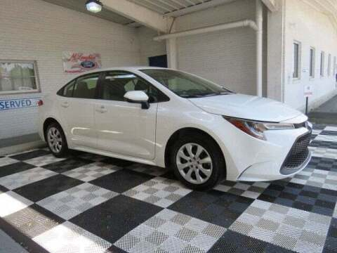 2021 Toyota Corolla for sale at McLaughlin Ford in Sumter SC