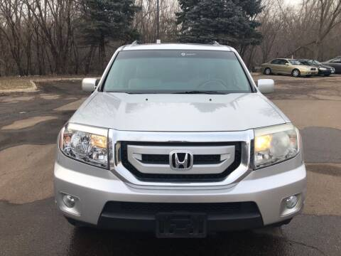 2010 Honda Pilot for sale at Fleet Automotive LLC in Maplewood MN