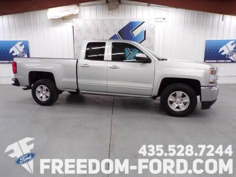 2019 Chevrolet Silverado 1500 LD for sale at Freedom Ford Inc in Gunnison UT