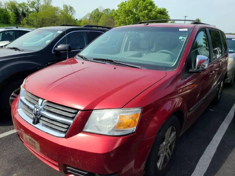 2008 Dodge Grand Caravan for sale at Glory Auto Sales LTD in Reynoldsburg OH
