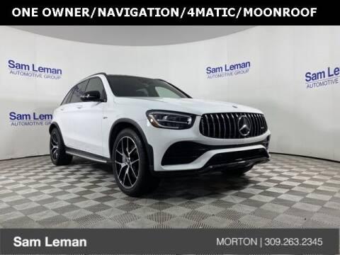 2020 Mercedes-Benz GLC for sale at Sam Leman CDJRF Morton in Morton IL