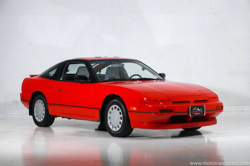 1990 Nissan 240SX for sale at Motorcar Classics in Farmingdale NY