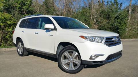 2012 Toyota Highlander for sale at Houston Auto Preowned in Houston TX