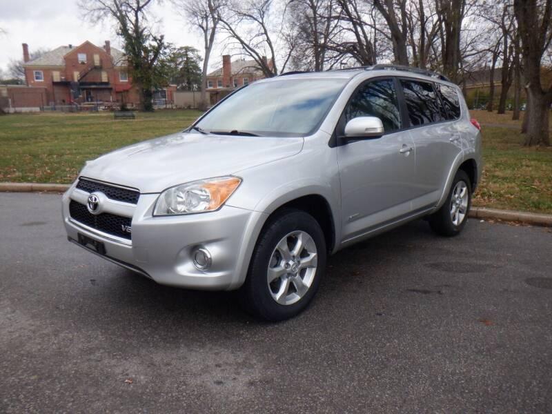 2009 Toyota RAV4 for sale at RENNSPORT Kansas City in Kansas City MO