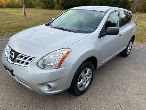 2013 Nissan Rogue for sale at Hillside Motors in Campbell NY