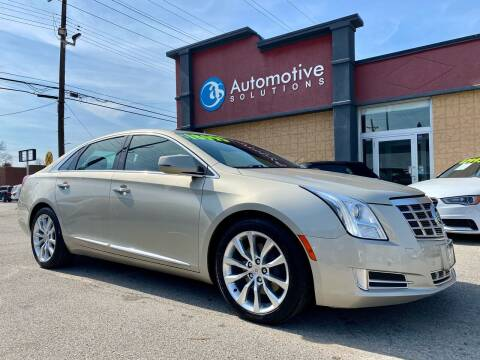 2015 Cadillac XTS for sale at Automotive Solutions in Louisville KY