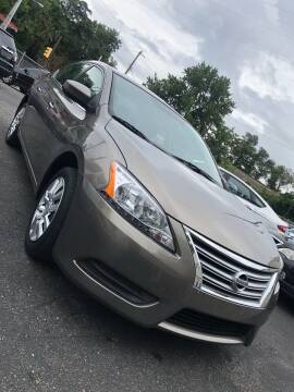 2015 Nissan Sentra for sale at GM Automotive Group in Philadelphia PA