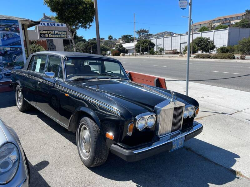 1977 Rolls-Royce Silver Shadow for sale at Dodi Auto Sales in Monterey CA