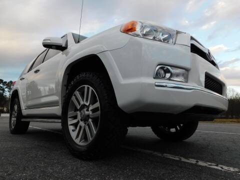 2013 Toyota 4Runner for sale at Used Cars For Sale in Kernersville NC