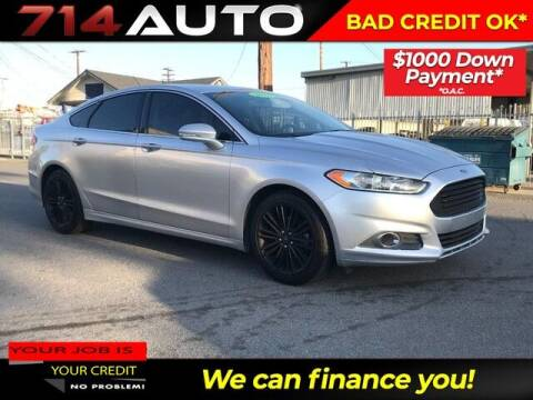 2013 Ford Fusion for sale at 714 Auto in Orange CA