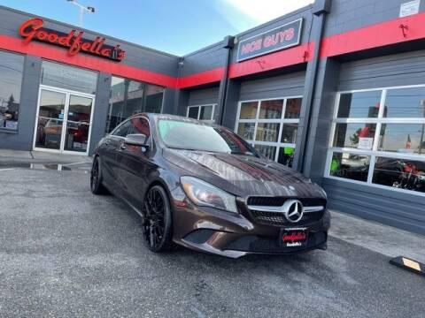 2014 Mercedes-Benz CLA for sale at Goodfella's  Motor Company in Tacoma WA
