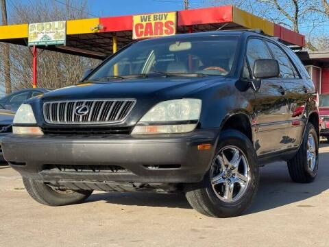 2002 Lexus RX 300 for sale at Cash Car Outlet in Mckinney TX
