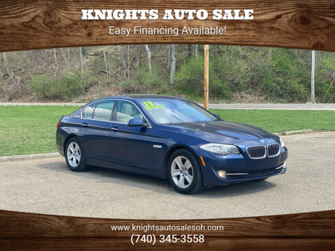2013 BMW 5 Series for sale at Knights Auto Sale in Newark OH