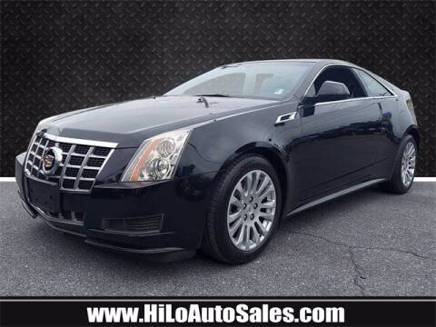 2014 Cadillac CTS for sale at Hi-Lo Auto Sales in Frederick MD