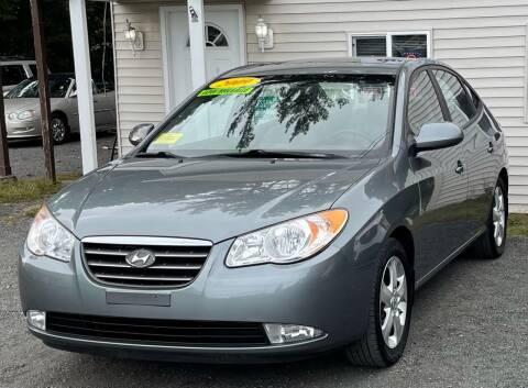 2009 Hyundai Elantra for sale at Landmark Auto Sales Inc in Attleboro MA