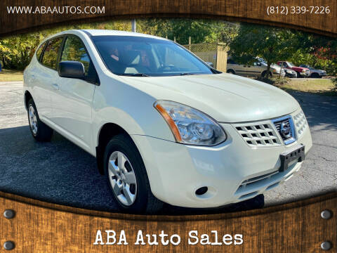 2009 Nissan Rogue for sale at ABA Auto Sales in Bloomington IN
