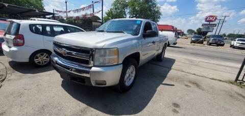 2010 Chevrolet Silverado 1500 for sale at C.J. AUTO SALES llc. in San Antonio TX