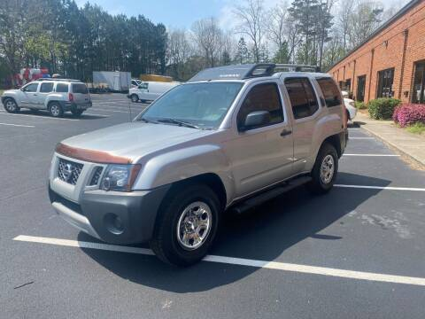 2013 Nissan Xterra for sale at Selective Imports in Woodstock GA