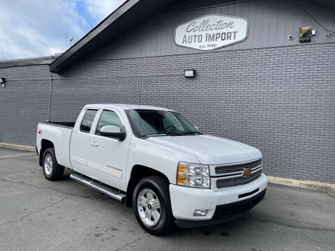 2013 Chevrolet Silverado 1500 for sale at Collection Auto Import in Charlotte NC