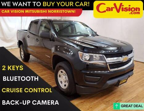 2015 Chevrolet Colorado for sale at Car Vision Mitsubishi Norristown in Trooper PA