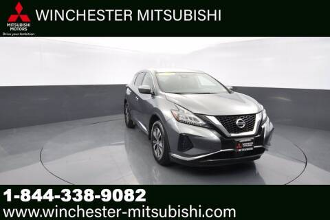 2020 Nissan Murano for sale at Winchester Mitsubishi in Winchester VA