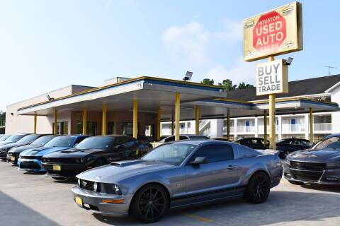 2006 Ford Mustang for sale at Houston Used Auto Sales in Houston TX