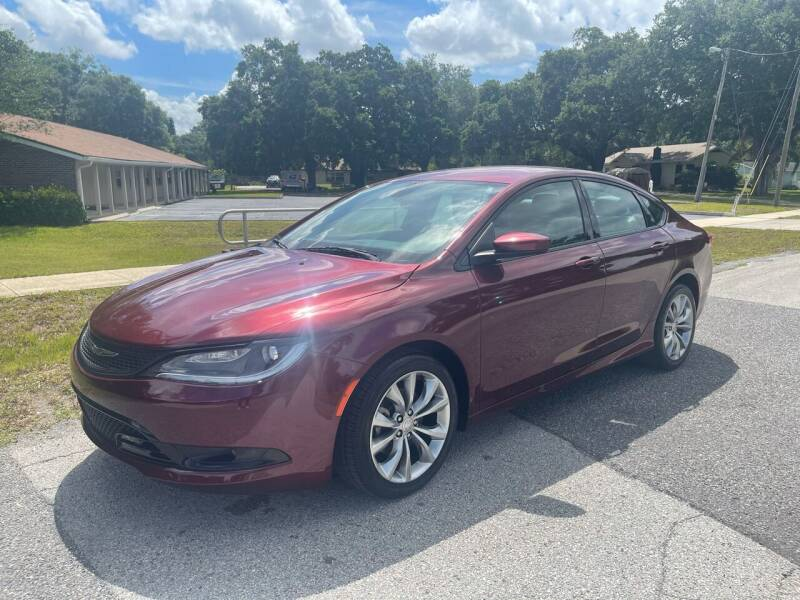 2016 Chrysler 200 for sale at P J Auto Trading Inc in Orlando FL