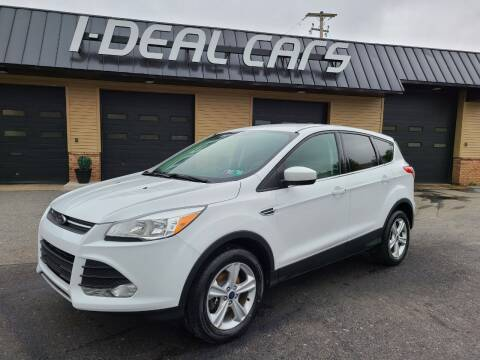 2014 Ford Escape for sale at I-Deal Cars in Harrisburg PA