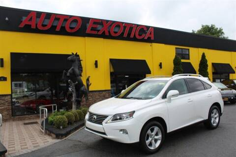 2013 Lexus RX 350 for sale at Auto Exotica in Red Bank NJ