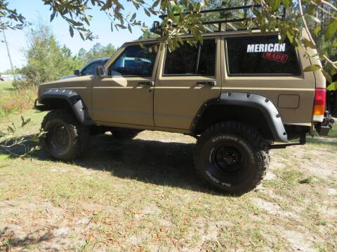2000 Jeep Cherokee for sale at Ward's Motorsports in Pensacola FL
