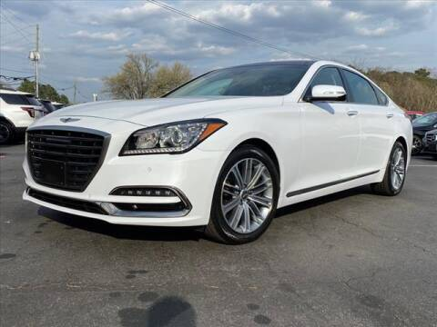 2018 Genesis G80 for sale at iDeal Auto in Raleigh NC