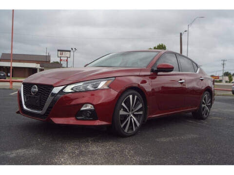 2019 Nissan Altima for sale at Watson Auto Group in Fort Worth TX