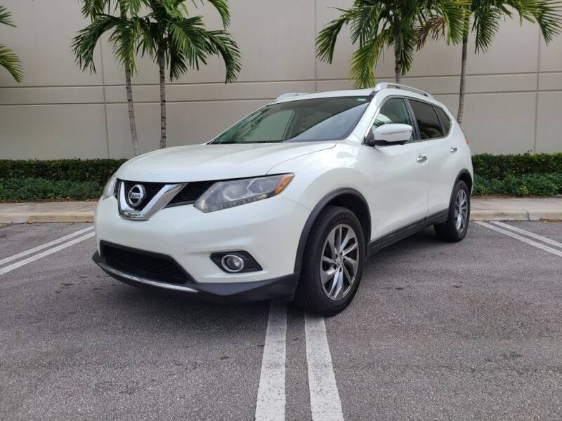 2015 Nissan Rogue for sale at Keen Auto Mall in Pompano Beach FL