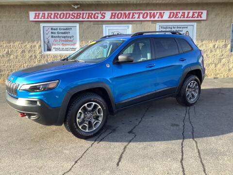 2020 Jeep Cherokee for sale at Auto Martt, LLC in Harrodsburg KY