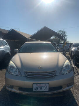 2002 Lexus ES 300 for sale at Premier Auto Sales in Modesto CA