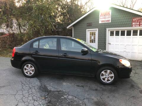 2010 Hyundai Accent for sale at KMK Motors in Latham NY