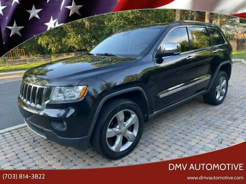2011 Jeep Grand Cherokee for sale at DMV Automotive in Falls Church VA