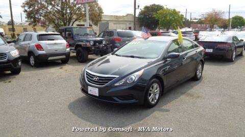2013 Hyundai Sonata for sale at RVA MOTORS in Richmond VA