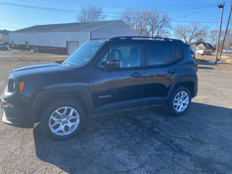 2018 Jeep Renegade for sale at Diede's Used Cars in Canistota SD