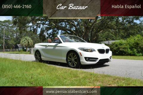 2015 BMW 2 Series for sale at Car Bazaar in Pensacola FL