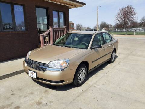 2004 Chevrolet Malibu for sale at CARS4LESS AUTO SALES in Lincoln NE