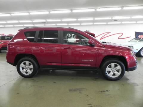 2017 Jeep Compass for sale at 121 Motorsports in Mount Zion IL
